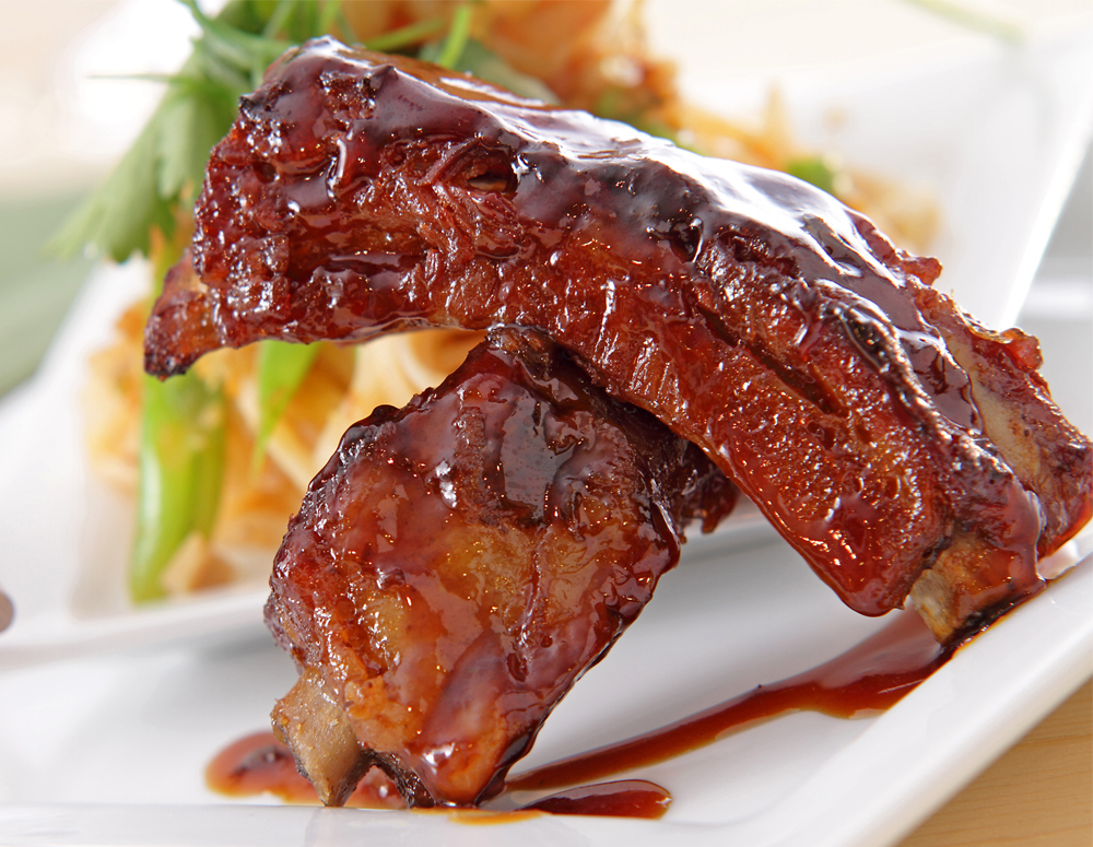 Recipe Braised Sweet and Sour Pork Ribs